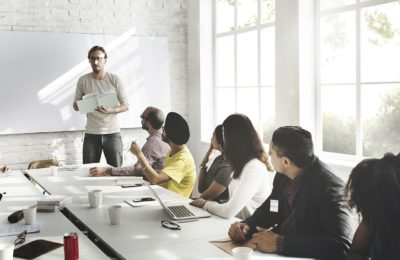 Creating an Atmosphere for Professional Training